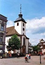 Die St. Nikolai-Kirche zu Höxter wurde 1766 als Barockkirche erbaut. Ihre Ursprünge reichen bis ins 12. Jahrhundert zurück.
