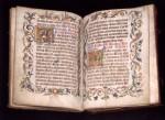 Evangeliar des Heinrich Thöne (Thonemann), Kantor und Kanonikus von St. Victor um 1621, Foto: Magrit Hankel 2001
