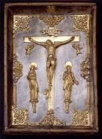 Evangeliar des Heinrich Thöne (Thonemann), Kantor und Kanonikus von St. Victor um 1621 Foto: Magrit Hankel 2001
